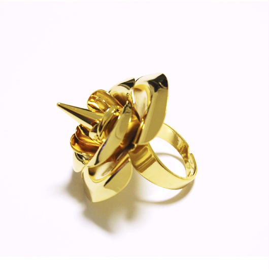 Spike Rose Ring