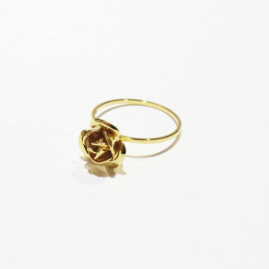 Rose Petit Ring