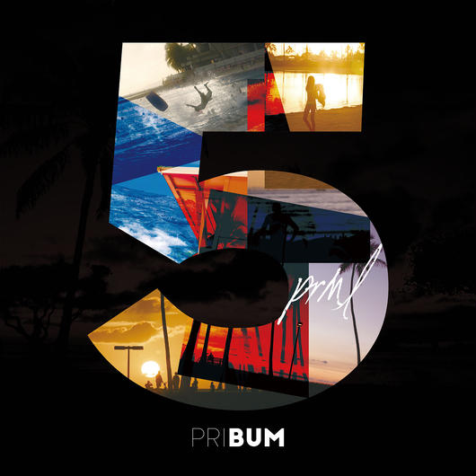 1st FULL ALBUM 『PRIBUM』