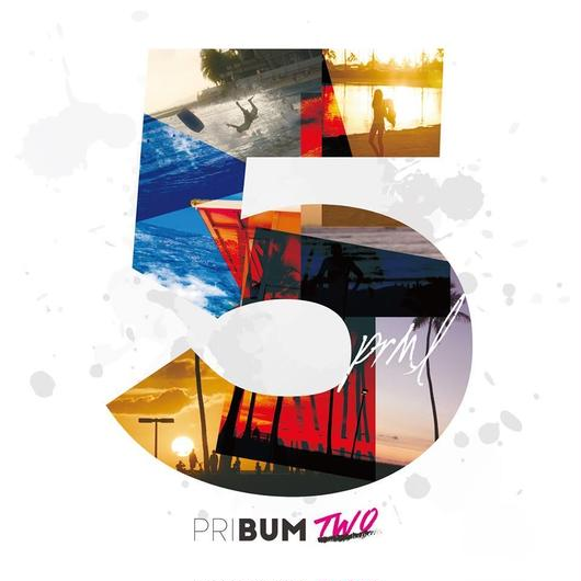 2nd FULL ALBUM 『PRIBUM  TWO』