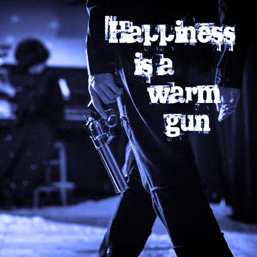 Happiness Is A Warm Gun  - THEATRE BEATLISH (2015) special edition EP 3/9