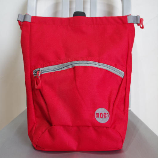 MOON BOULDERING CHALK BAG RED