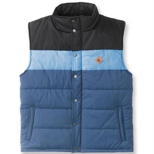 HIPPY TREE LODGE VEST Blue
