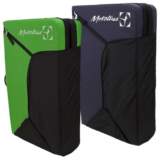METLIUS SESSION II PAD Green/Black