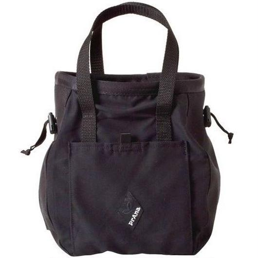 PRANA BUCKET CHALK BAG Black