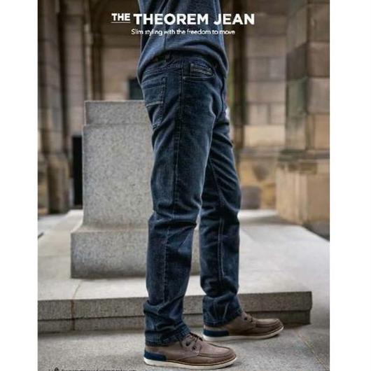 PRANA Theorem Jean Indigo Raw