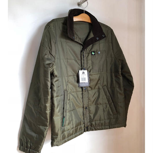 HIPPY TREE MEDOW JACKET Army