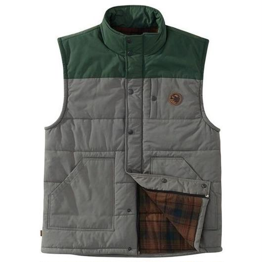 HIPPY TREE MULE VEST Forest