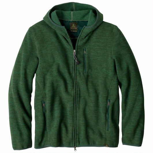 PRANA Bryce Full Zip Sweater