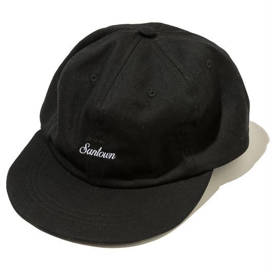 SANTOWN SnapBack Cap - Black