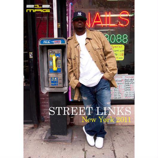 212. mag #2011 STREET LINKS New York 2011