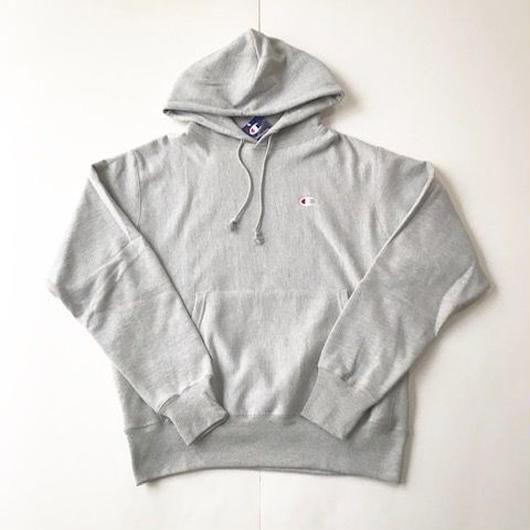Champion REVERSE WEAVE HEAVYWEIGHT 12oz pullover hoodie オックスフォードグレー M