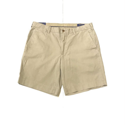 POLO RALPH LAUREN STRAIGHT-FIT 8 short ベージュ