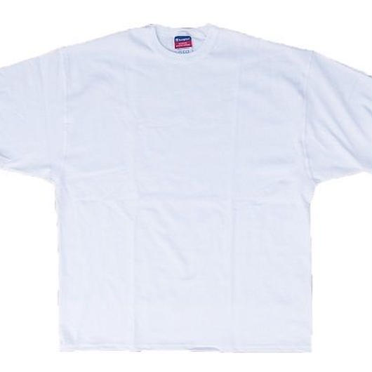 Champion 7 OZ HEAVY WEIGHT tee ホワイト XL