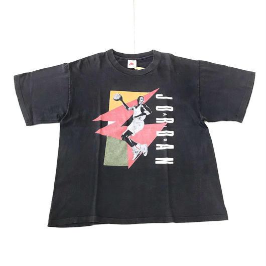 【USED】NIKE JORDAN tee ブラック M