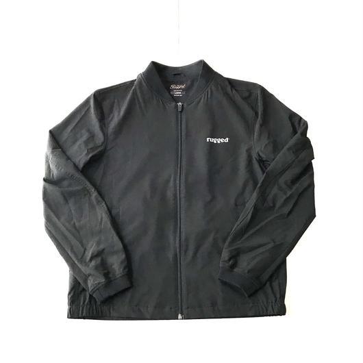 RUGGED ARCH LOGO light blouson jacket ブラック L