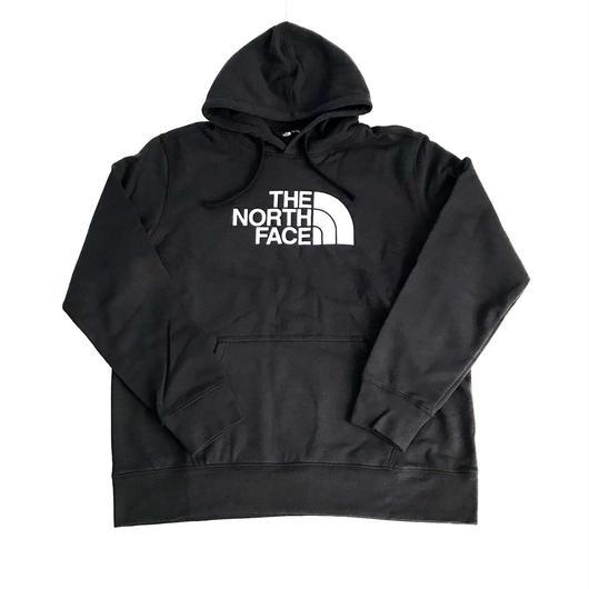 THE NORTH FACE HALF DOME hoodie ブラック×ホワイト XL