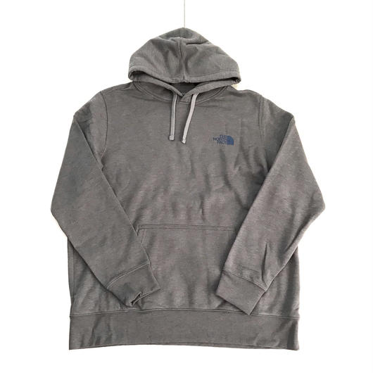 THE NORTH FACE RED BOX hoodie グレー×ネイビー XL