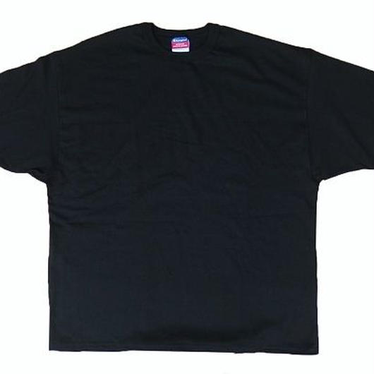 【ラス1】Champion 7 OZ HEAVY WEIGHT tee ブラック M