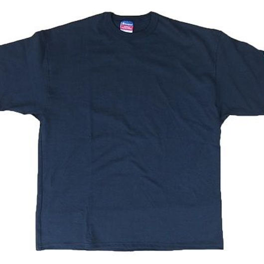 Champion 7 OZ HEAVY WEIGHT tee ネイビー