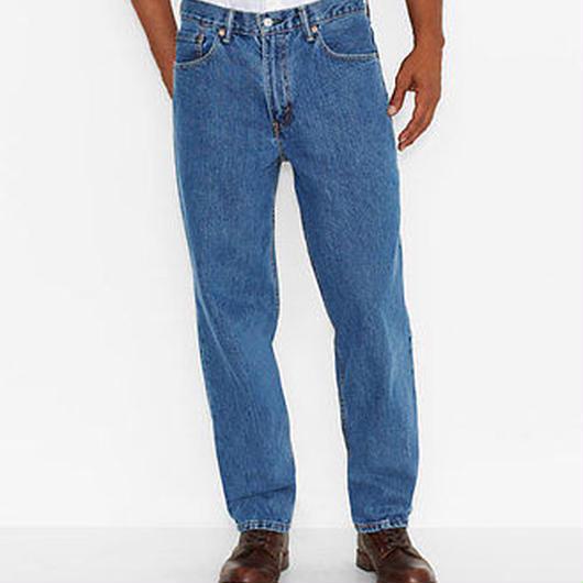 【ラス1】Levi's 560 CONFORT-FIT denim pants インディゴ 36