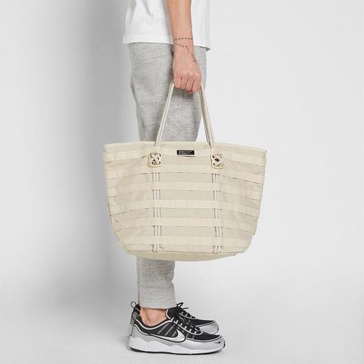 【再入荷】NIKE AF1 tote bag サンドベージュ