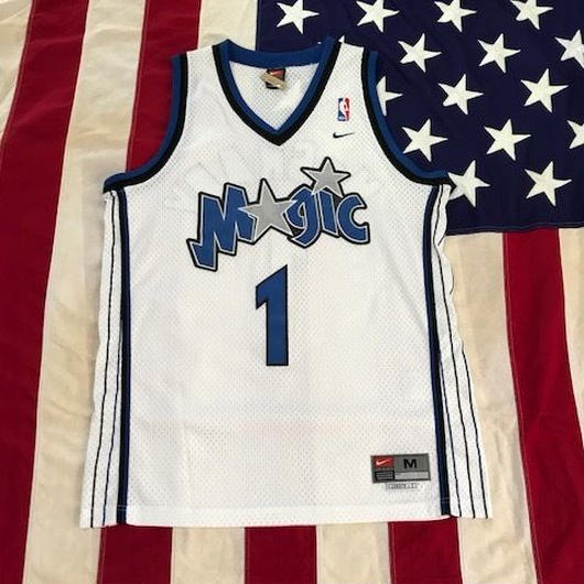【USED】NIKE T.McGRADY 1 jersey ホワイト M