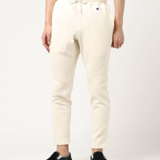 【ラス1】Champion Wrap-Air sweat pants オフホワイト L