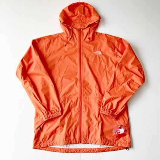 THE NORTH FACE HYVENT BAKOSSI jacket モナーチオレンジ L