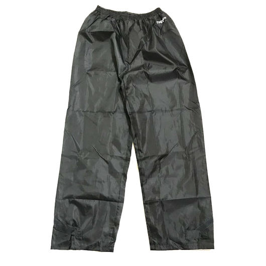 RUGGED rugged®︎ light nylon pants ブラック XL