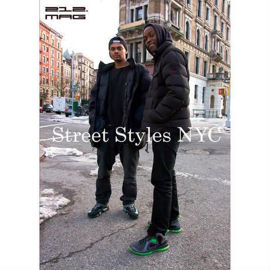 212. mag #23 Street Styles NYC