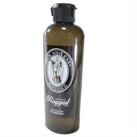 RUGGED NON SILLICON shampoo プルメリア
