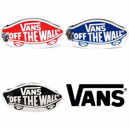 VANS OFF THE WALL multi pouch