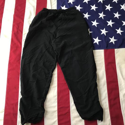 【USED】US ARMY IPFU TRAINING PANTS ブラック L