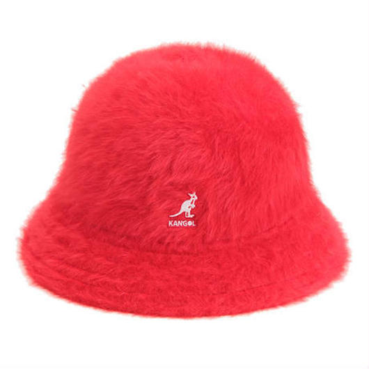 KANGOL FURGORA CASUAL HAT レッド M