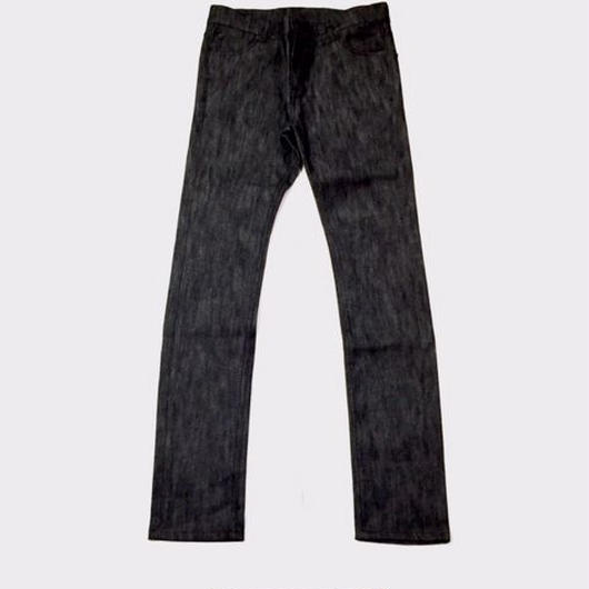 【SALE】PUZZLE SKINNY denim ブラック 29