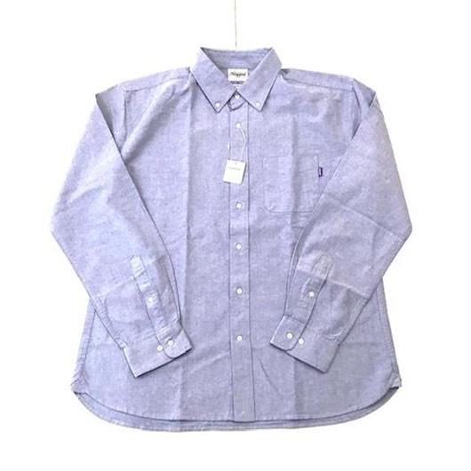 RUGGED B.D oxford shirt サックス XL