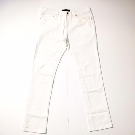 【SALE】Phantom NYC TWILL SKINNY stretch pants ホワイト XL