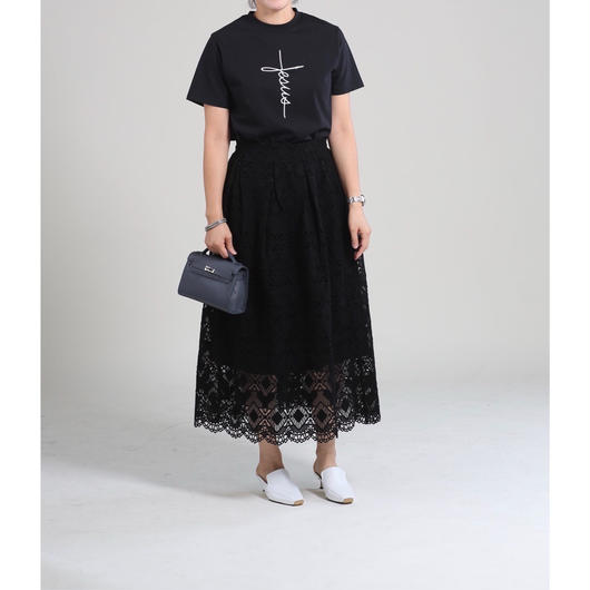 (original)ラップレーススカート