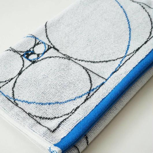 くるりライブツアー「線」・「線」Official Imabari Towel