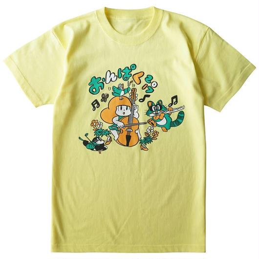 おんぱく2017Tシャツ(イエロー)