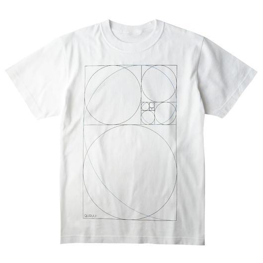 くるりライブツアー「線」Official T-Shirt(ホワイト)