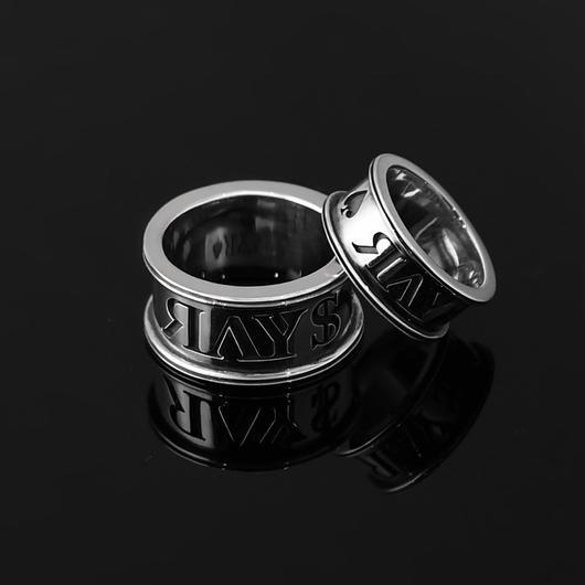 RAYS LOGO Ring for Mens