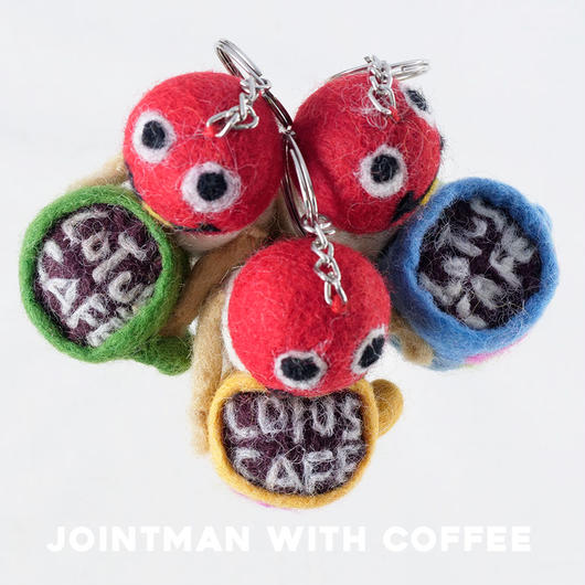 MR.JointMan With Coffee Cup