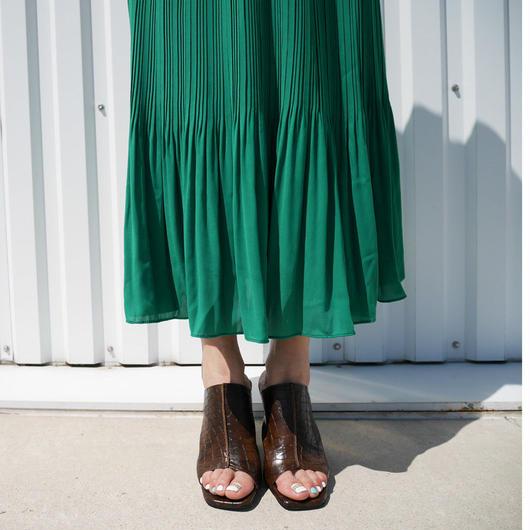 【SALE】プリーツスカート