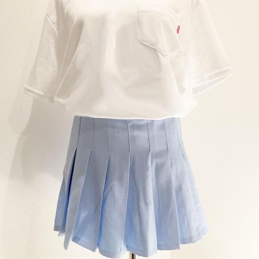 テニスプリーツキュロットスカート