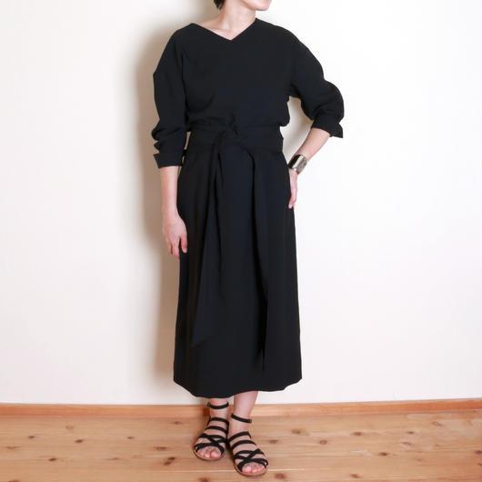 【&her】SET-UP Wear/Black
