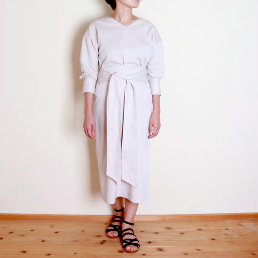 【&her】SET-UP Wear/Ivory