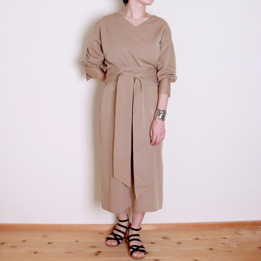 【&her】SET-UP Wear/Brown