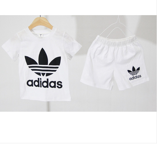 【kids】adidas parody set-up